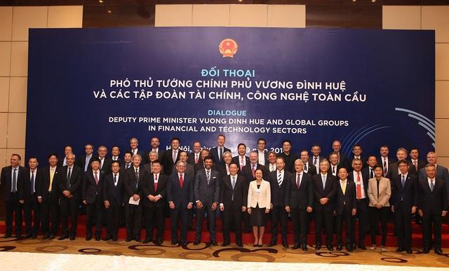 Lãnh đạo các Tập đoàn kinh tế đều ấn tượng những thành quả phát triển kinh tế, xã hội của Việt Nam trong thời gian qua