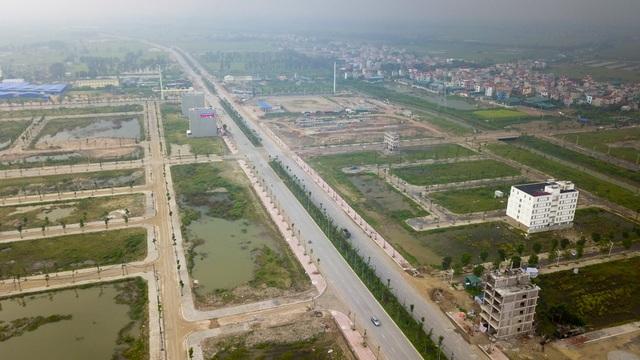 Ngắm từ trên cao tuyến đường 5.000 tỷ nối bốn quận, huyện tại Hà Nội - 13