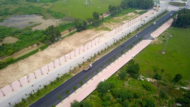 Điểm đầu tuyến đường giao đường Phúc La - Văn Phú (Kiến Hưng, Hà Đông), điểm cuối giao quốc lộ 1A, đoạn phía dưới cầu Giẽ (Châu Can, Phú Xuyên).
