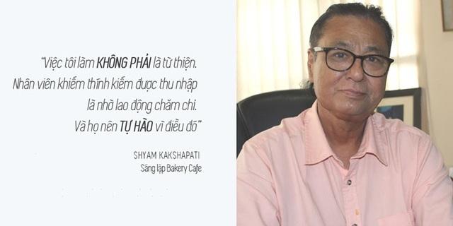 Ông Shyam Kakshapati trong văn phòng ở thủ đô Kathmandu, Nepal. Ảnh: Deepak Adhikari