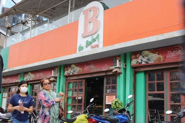 Một cửa hàng Bakery Cafe ở Nepal. Ảnh: Deepak Adhikari