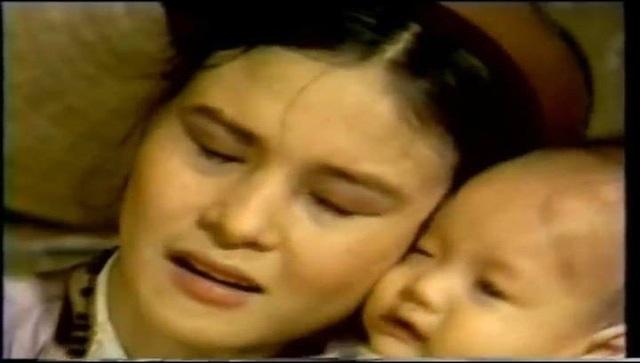 Khi chỉ 6 tháng tuổi, Ngô Hoàn đã góp mặt trong phim Bỉ vỏ