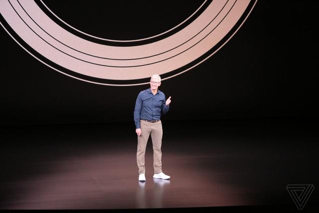 Apple ra mắt 3 phiên bản iPhone mới: XS, XS Max hai SIM và XR nhiều màu sắc - 1