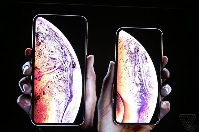 Apple ra mắt 3 phiên bản iPhone mới: XS, XS Max hai SIM và XR nhiều màu sắc - 11