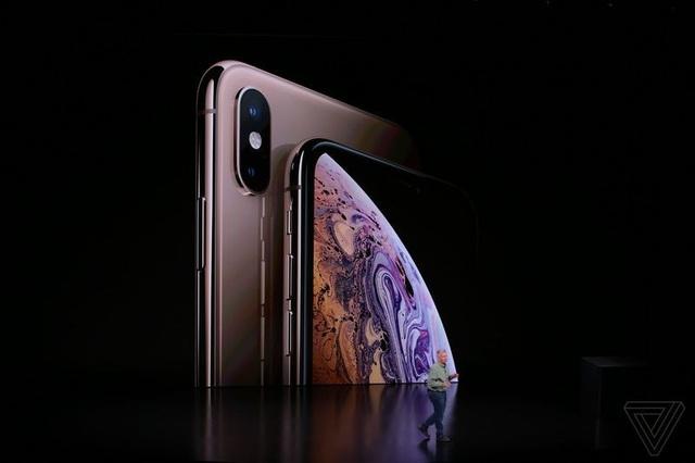 Apple ra mắt 3 phiên bản iPhone mới: XS, XS Max hai SIM và XR nhiều màu sắc - 12