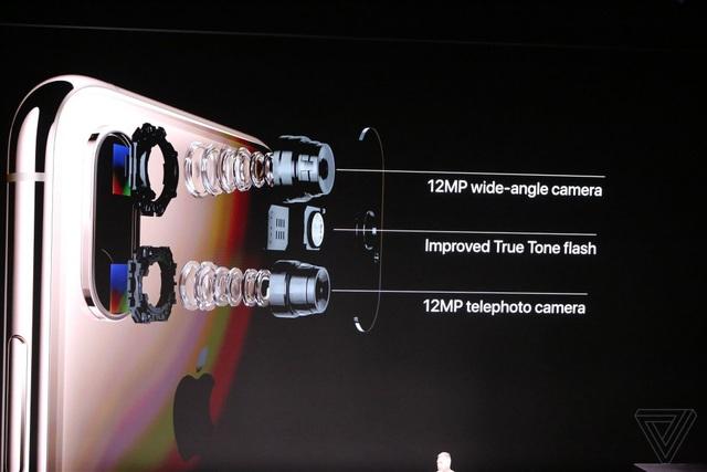 Apple ra mắt 3 phiên bản iPhone mới: XS, XS Max hai SIM và XR nhiều màu sắc - 13