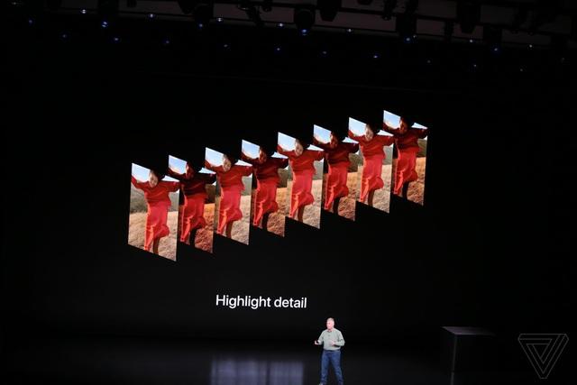 Apple ra mắt 3 phiên bản iPhone mới: XS, XS Max hai SIM và XR nhiều màu sắc - 14