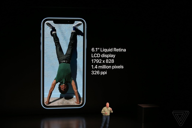 Apple ra mắt 3 phiên bản iPhone mới: XS, XS Max hai SIM và XR nhiều màu sắc - 17