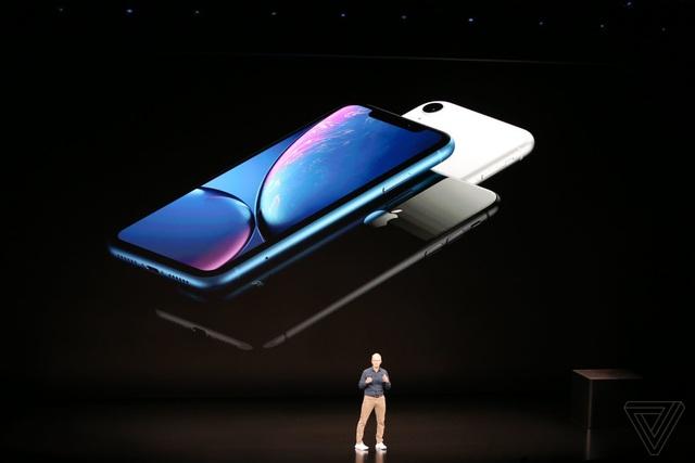 Apple ra mắt 3 phiên bản iPhone mới: XS, XS Max hai SIM và XR nhiều màu sắc - 22
