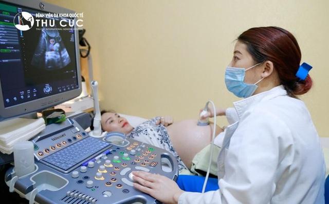Siêu âm thai cần theo sự chỉ định của bác sĩ hoặc khi có dấu hiệu bất thường