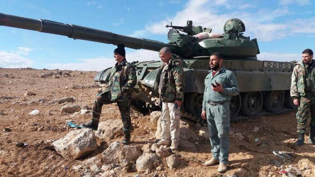 Idlib hiện là điểm nóng chiến sự ở Syria. (Ảnh: Almasdarnnews)
