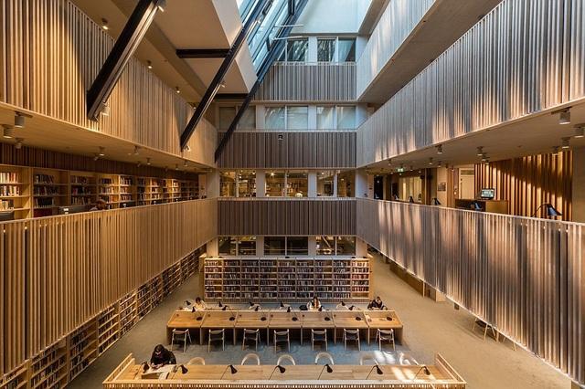Chiêm ngưỡng những kiến trúc truyền cảm hứng nhất thế giới - 1