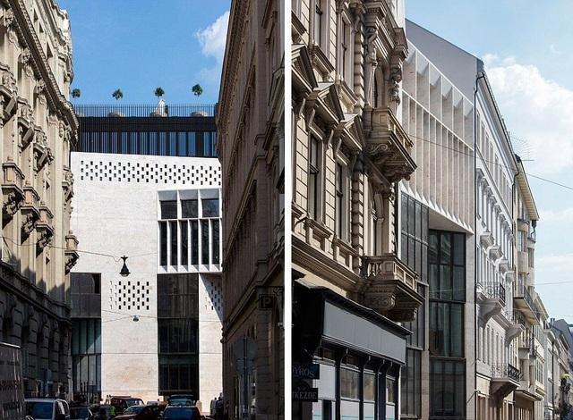 Chiêm ngưỡng những kiến trúc truyền cảm hứng nhất thế giới - 2