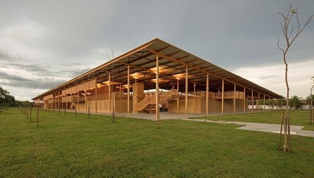 Chiêm ngưỡng những kiến trúc truyền cảm hứng nhất thế giới - 3
