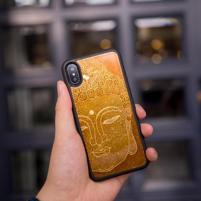 Ngắm ốp lưng sơn mài độc đáo dành riêng cho iPhone - 4