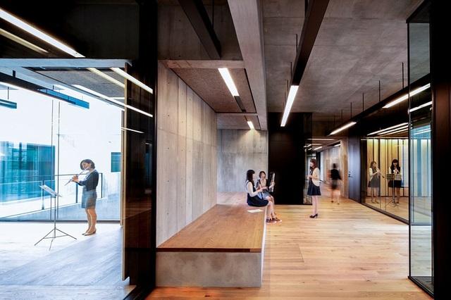 Chiêm ngưỡng những kiến trúc truyền cảm hứng nhất thế giới - 6