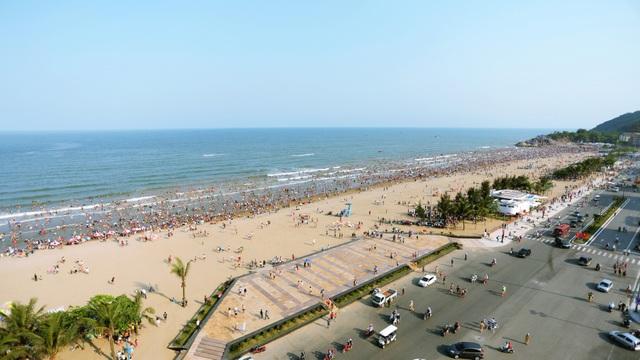 Tỷ trọng khách du lịch lưu trú tại khách sạn 4 – 5 sao tăng mạnh.
