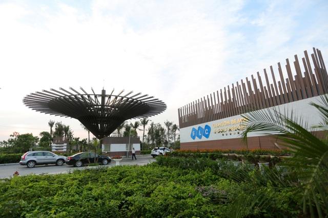 Thành phố Sầm Sơn đang trở thành điểm đến của giới đầu tư bất động sản phía Bắc.