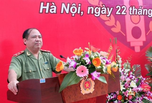 Trung tướng Bùi Xuân Sơn