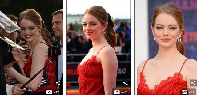 Emma Stone xinh đẹp tái xuất - 9