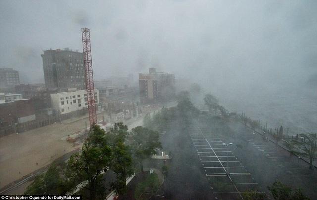Khi ập vào các khu vực ven biển, bão Florence được dự báo có sức gió lên tới 150 km/h.