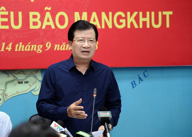Phó Thủ tướng Trịnh Đình Dũng phát biểu chỉ đạo tại Hội nghị...