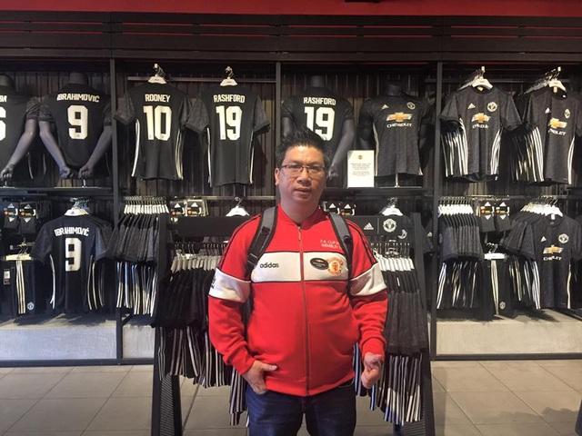 Là fan cuồng của Man United nhưng anh Nguyễn Tuấn Dương cho rằng Man City mới là đội bóng có thể tạo nên sự bùng nổ ở vòng bảng Champions League