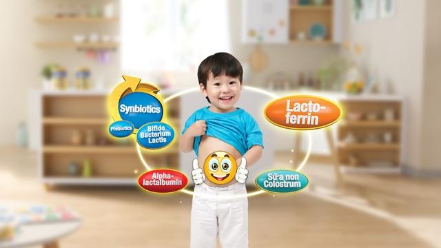 Để bé có hệ tiêu hóa khỏe mạnh - 2