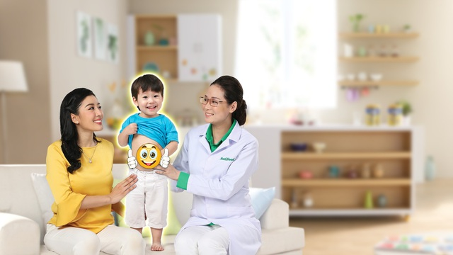 Để bé có hệ tiêu hóa khỏe mạnh - 3