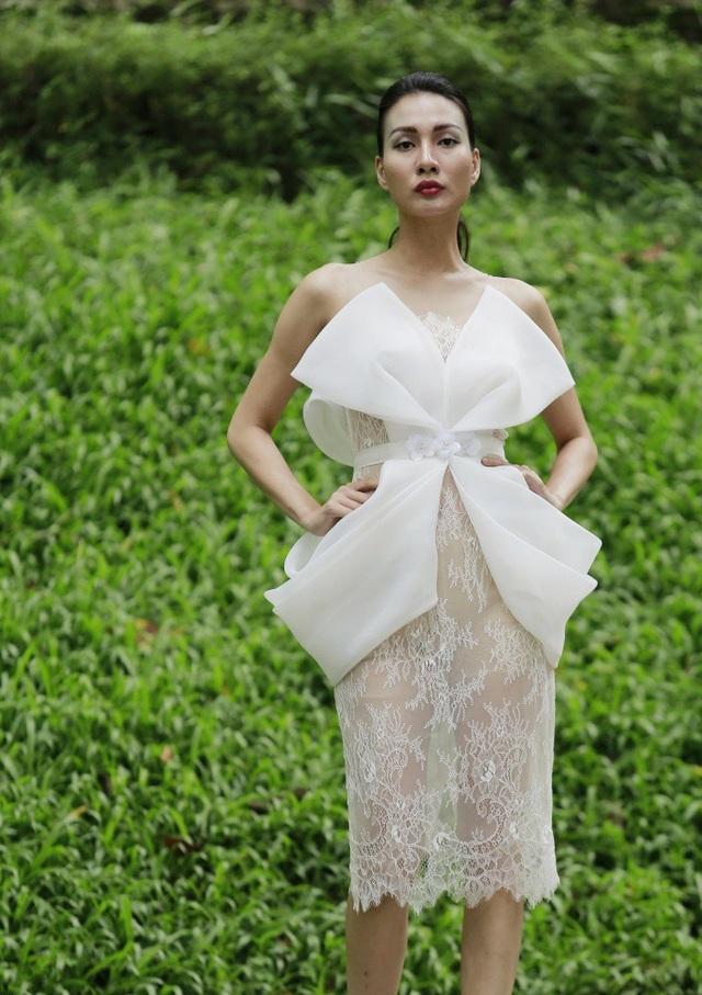 Diva Thanh Lam tiết lộ mối lương duyên đặc biệt với NTK Minh Hạnh - 17