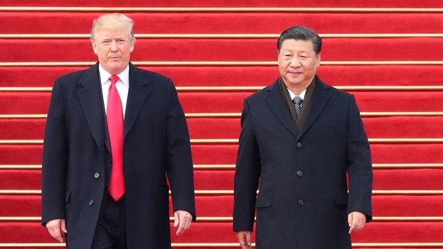 Tổng thống Mỹ Donald Trump và Chủ tịch Trung Quốc Tập Cận Bình (Ảnh: SCMP)