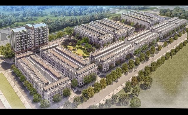 Bất động sản Hưng Yên nóng lên nhờ dự án T&T Phố Nối - 1