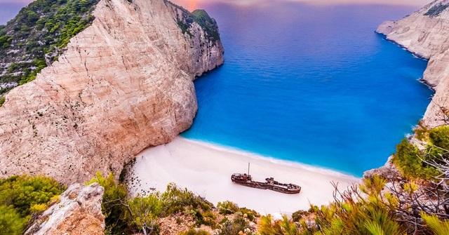 Vẻ đẹp của hòn đảo thiên đường