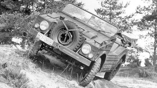 Không phải Cayenne hay Macan, đây mới là mẫu xe địa hình đầu tiên của Porsche - 4