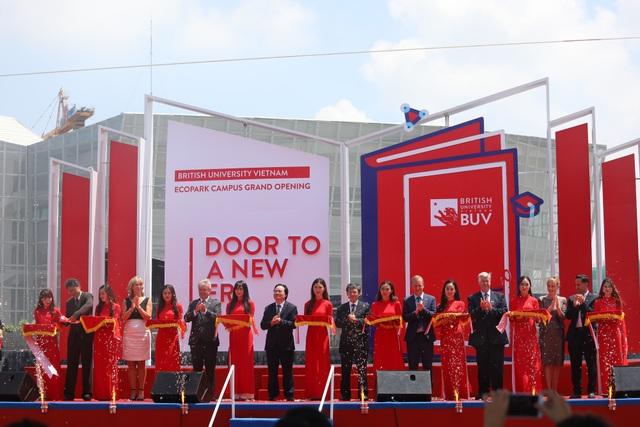 Khánh thành Trường Đại học Anh Quốc đầu tiên tại Việt Nam - 1