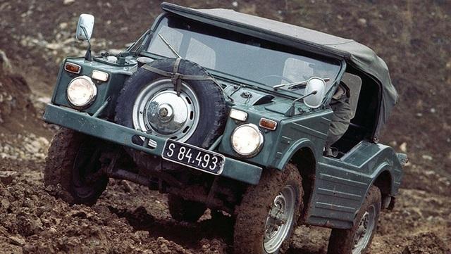 Không phải Cayenne hay Macan, đây mới là mẫu xe địa hình đầu tiên của Porsche - 1