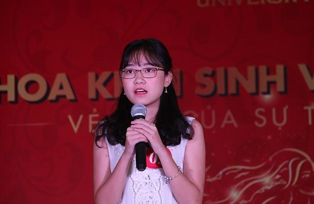 Nữ sinh Hà Nội xúng xính váy áo dự thi Sơ khảo Hoa khôi Sinh viên Việt Nam - 6