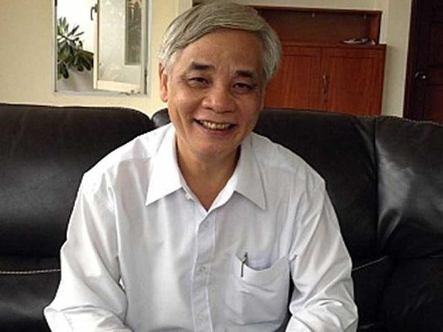 Ông Lê Văn Phước nguyên chánh án TAND tỉnh Phú Yên