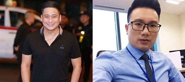 Diễn viên Minh Tiệp (trái) từng bị nhầm là BTV thể thao Minh Tiệp.