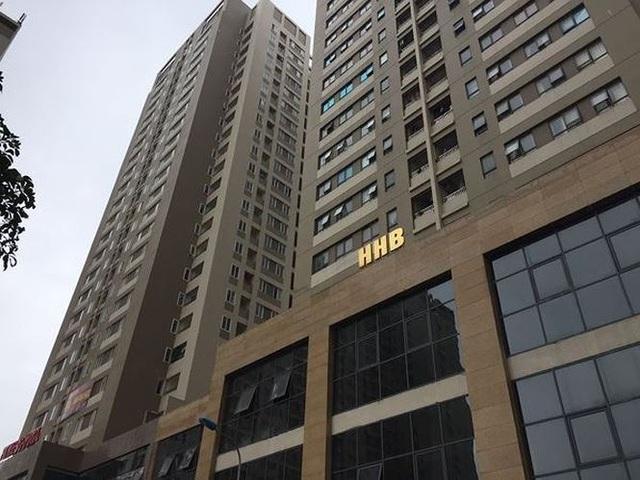 Một trong các dự án chung cư của Hải Phát.