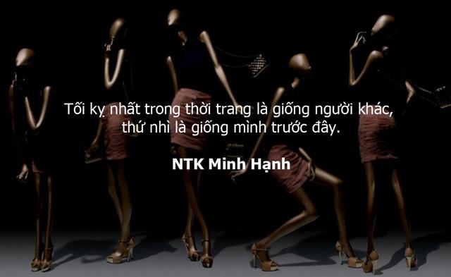 """""""Đạo, nhái"""" trắng trợn - """"cú tát"""" với thời trang Việt trong con mắt các NTK, nghệ sĩ Diva Thanh Lam tiết lộ mối lương duyên đặc biệt với NTK Minh Hạnh"""