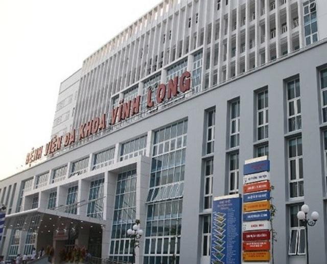 Bệnh viện Đa khoa Vĩnh Long- nơi bệnh nhân T. nhảy lầu.