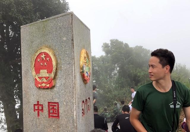 Cột mốc ngã ba biên giới Việt - Lào - Trung