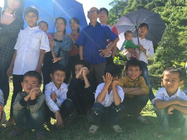 Mong ước của của người dân, các thầy cô giáo và các cháu học sinh là công trình sớm hoàn thành