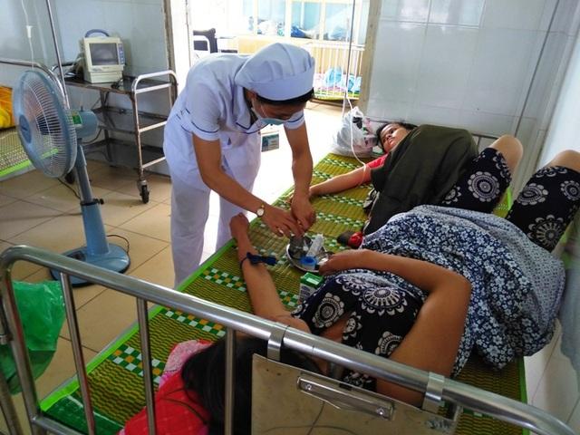 Nhiều bệnh nhân đang có dấu hiệu hồi phục sức khỏe