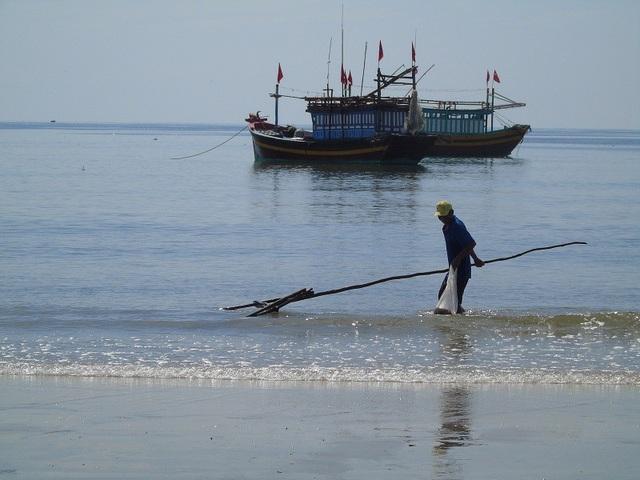 Sự cố môi trường biển năm 2016 đã gây thiệt hại nặng nề cho ngư dân Quảng Bình