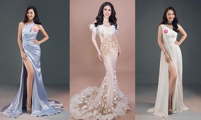 3 người đẹp được đề cử Người đẹp truyền thông.
