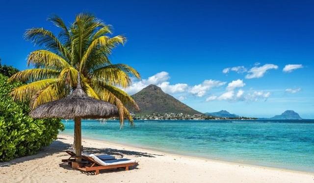 Vẻ đẹp trời phú dành cho đảo Mauritius