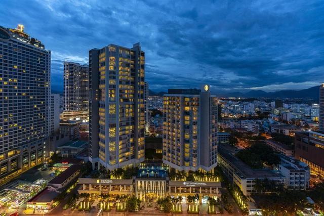 Khu căn hộ cao cấp The Costa Nha Trang nằm ngay trung tâm cung đường vàng Trần Phú.