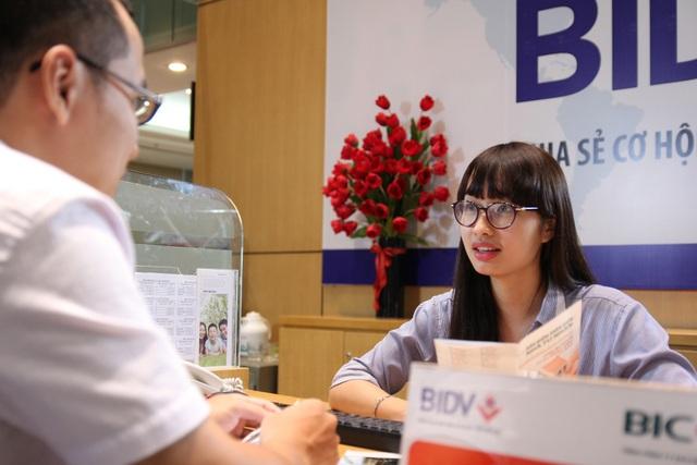 Với sự ra đời của BIC năm 2006, BIDV xác định thêm trụ cột thứ 2 trong hoạt động kinh doanh của mình